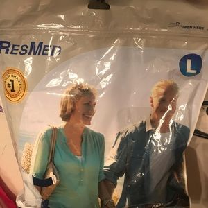 Resmed Quattro fx Large cpap mask